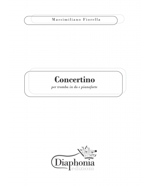 CONCERTINO per tromba in do e pianoforte