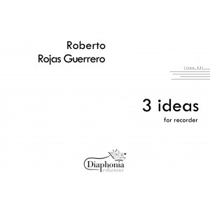 3 IDEAS per flauto dolce [Digitale]