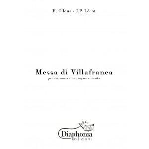 MESSA DI VILLAFRANCA