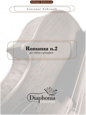 ROMANZA N°2 per violino e pianoforte [Digitale]